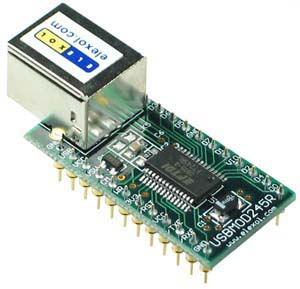 USBMOD245 - USB RS245 Transfer Module