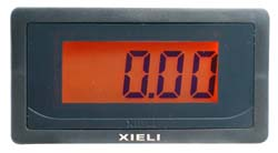 4 Digit LED Volt Meter