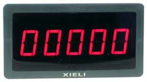 XL5155S - Digital LED Timer - 0-99,999 seconds