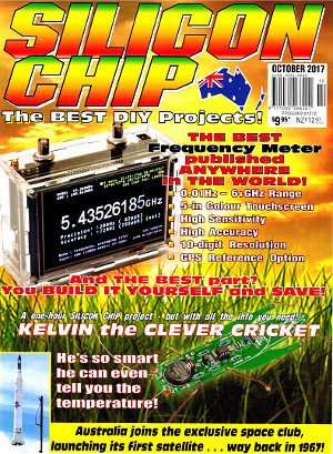 Click for Larger Image - Silicon Chip - October 2017